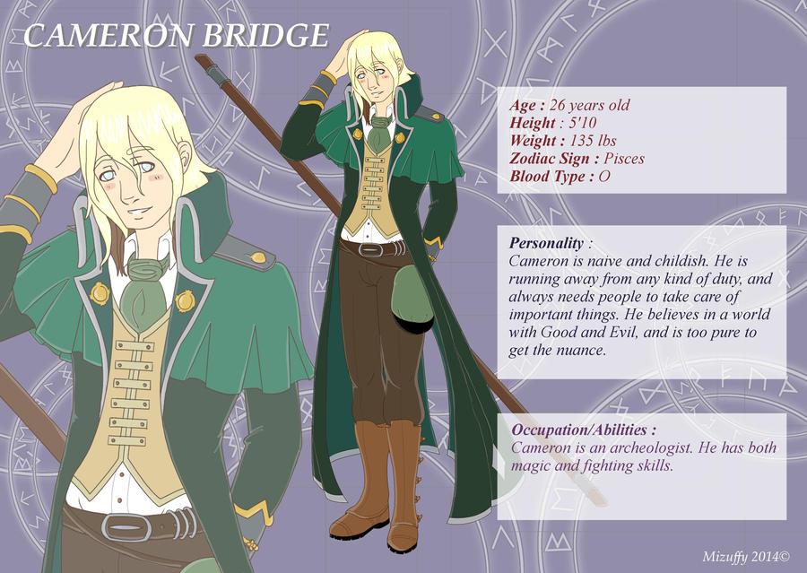CAMERON BRIDGE by Mizuffy