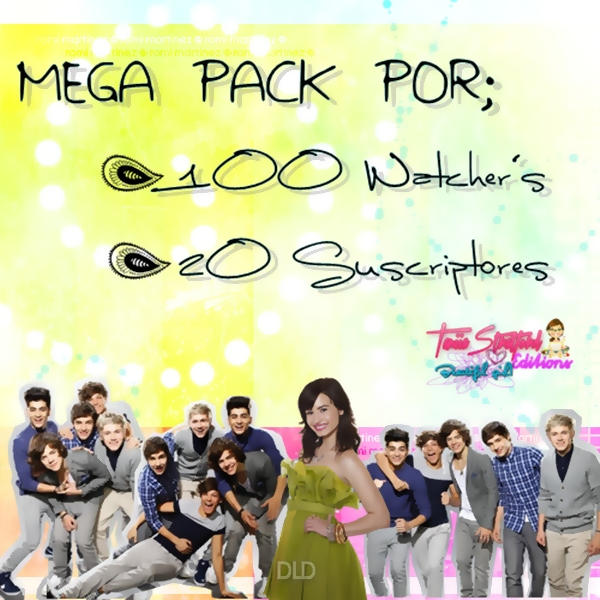 Mega Pack 1OO Watcher's + 2O Suscriptores.