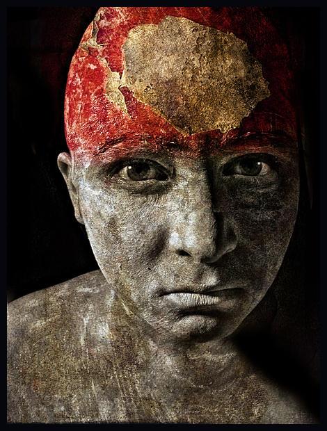 Selfportrait XII -Try Lobotomy by myownself