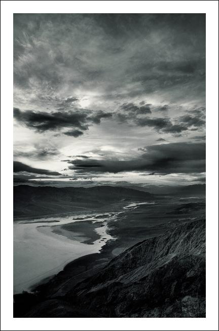 Dante's View, Death Valley by myownself