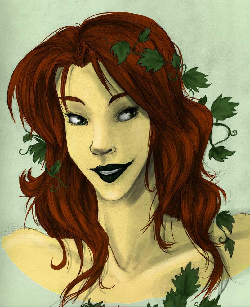Poison Ivy by silveraaki