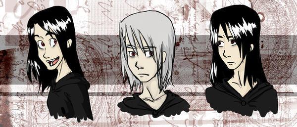 The Volturi by silveraaki