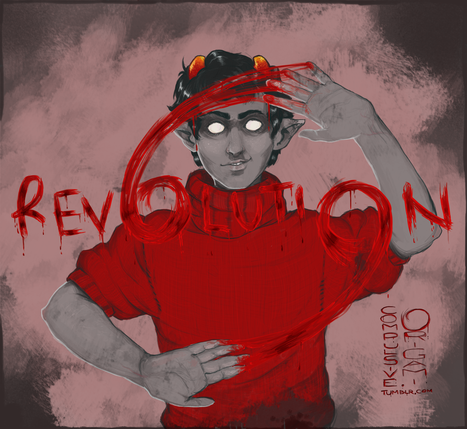 Another Revolution by Avrely