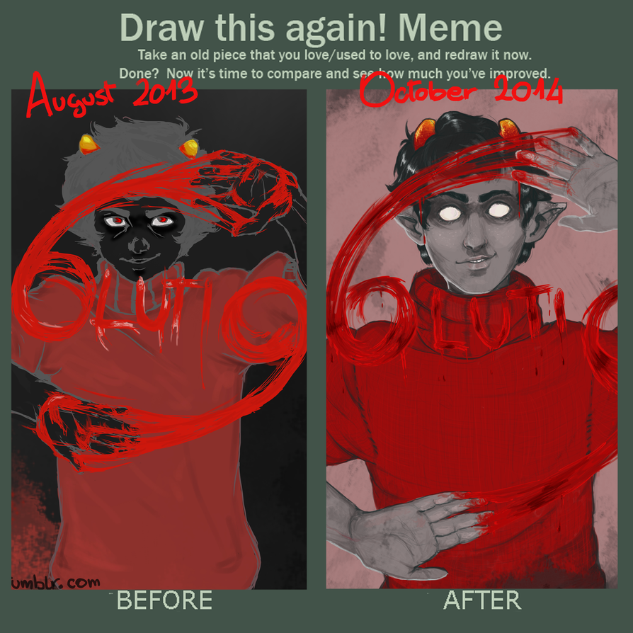 Draw This Again (Revolution) by Avrely
