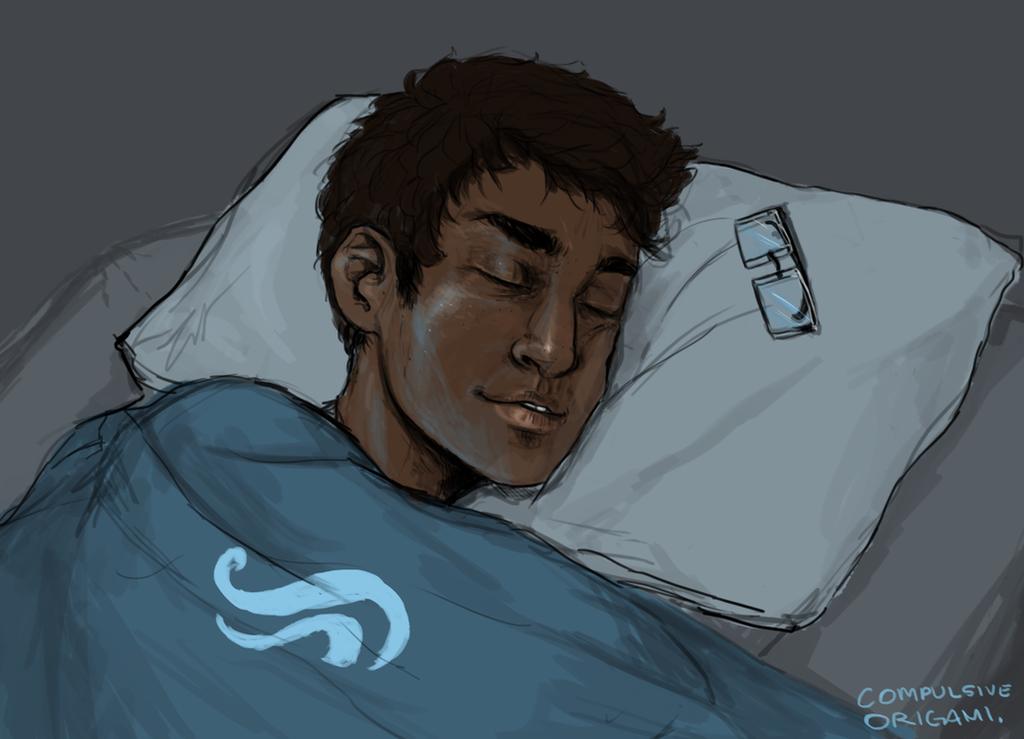 Sleepy John by Avrely