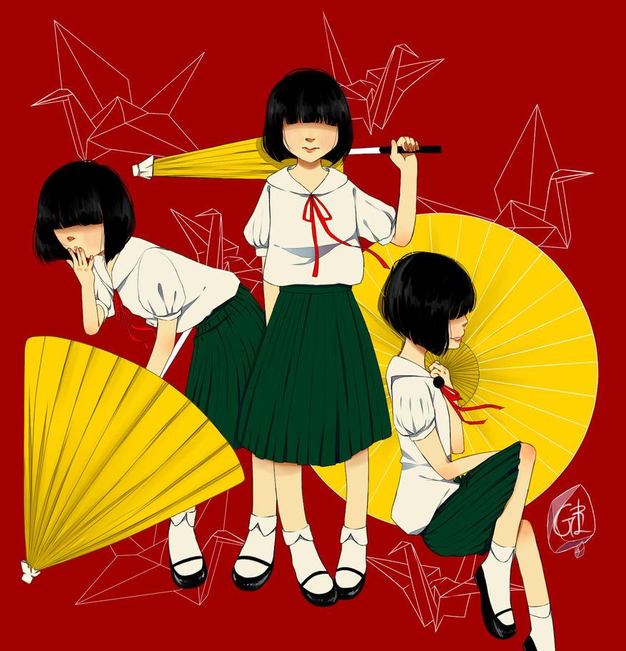 Kamisama by Gret-chu
