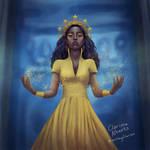 Blue Queen