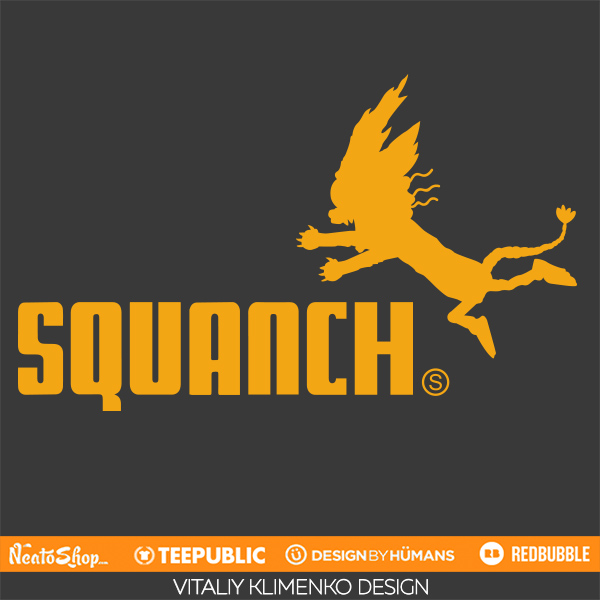 SQUANCH by donot182