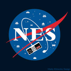 Nes space by Vitaliy-Klimenko