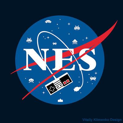 Nes space by Vitaliy-Klimenko