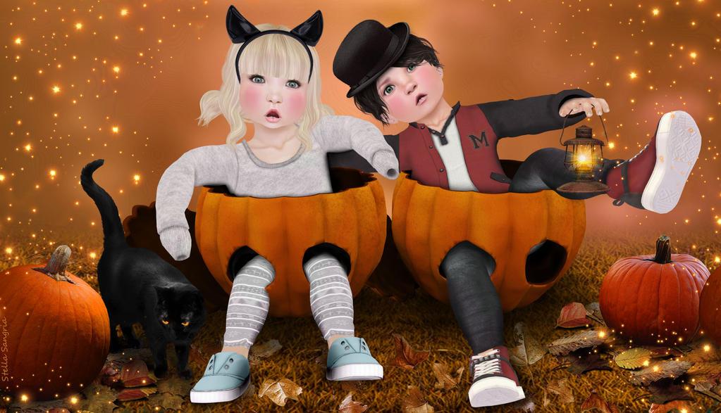 Halloween by Ercak