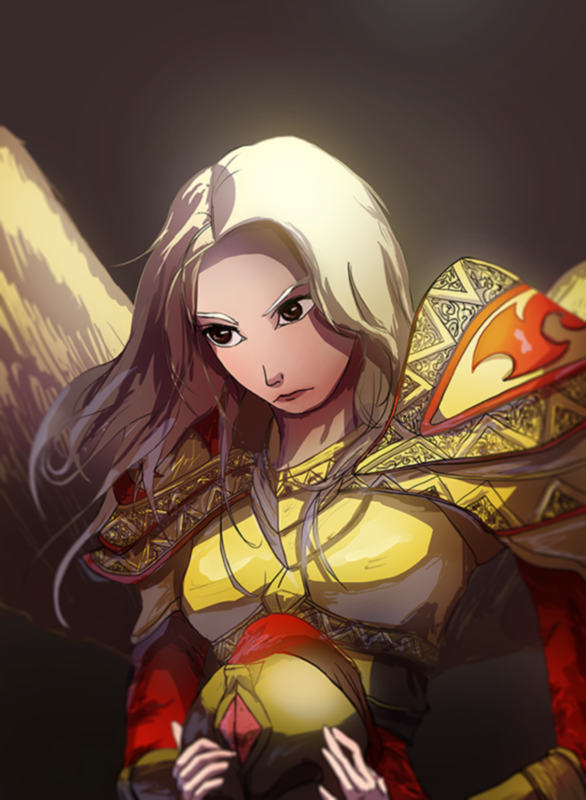 Unmasked Kayle Unmasked Kayle by chee...