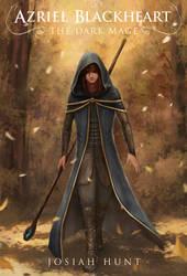 Azriel - Azriel Blackheart Cover [Commission] by cheesewoo