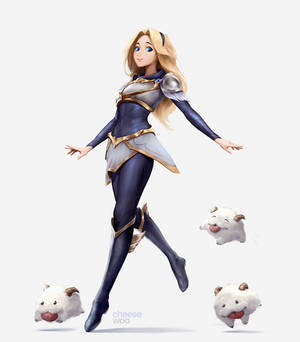 Lux and the Poros