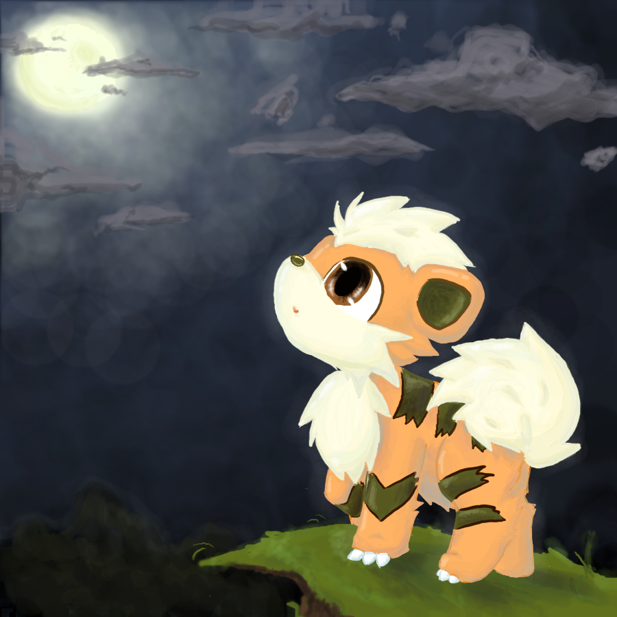 growlithe wallpaper - photo #25