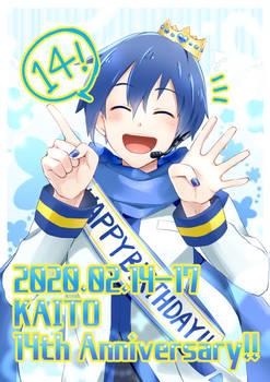 Happy Birthday KAITO 2020