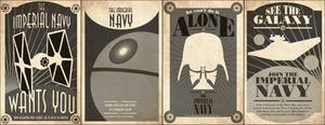 Imperial Navy Posters