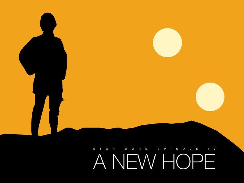 A New Hope by captain-cavishaw