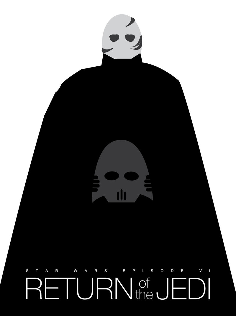 Return of the Jedi by captain-cavishaw