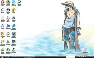 My Desktop by Shidyk