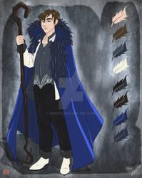 Jack Embers the Warlock