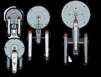 Federation ships