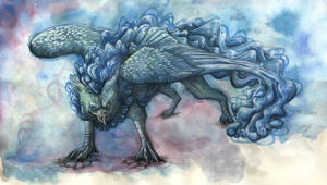 Floating River's Gryphon