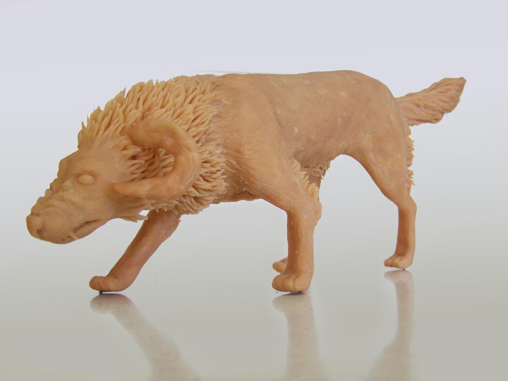 Ulfur Figurine by Werwal