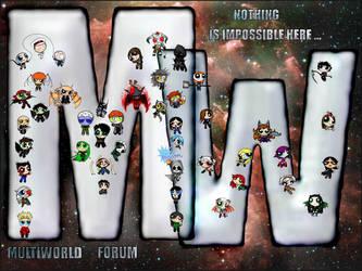 Multiworld Forum PP RR Project by multiworld