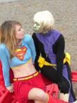 More kissyface Brainies by Kikane