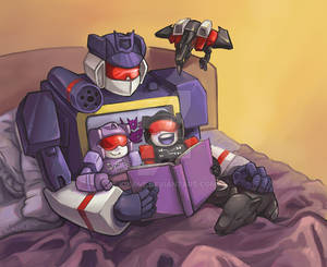 Initiate: Bedtime Story Mode