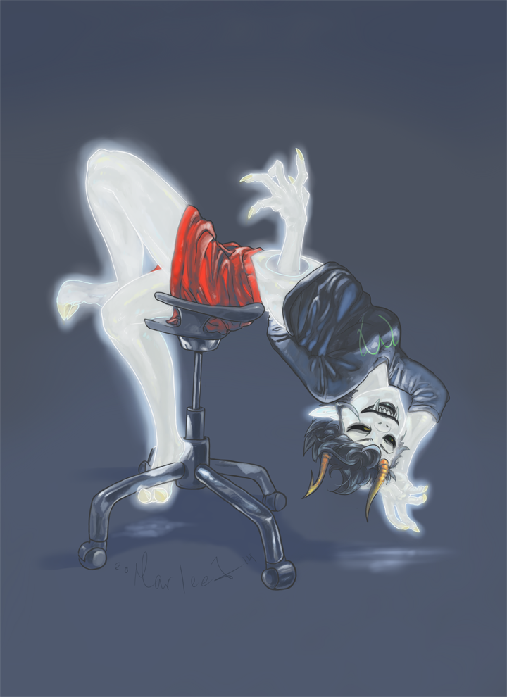 Twisted Lightbulb by Kikane