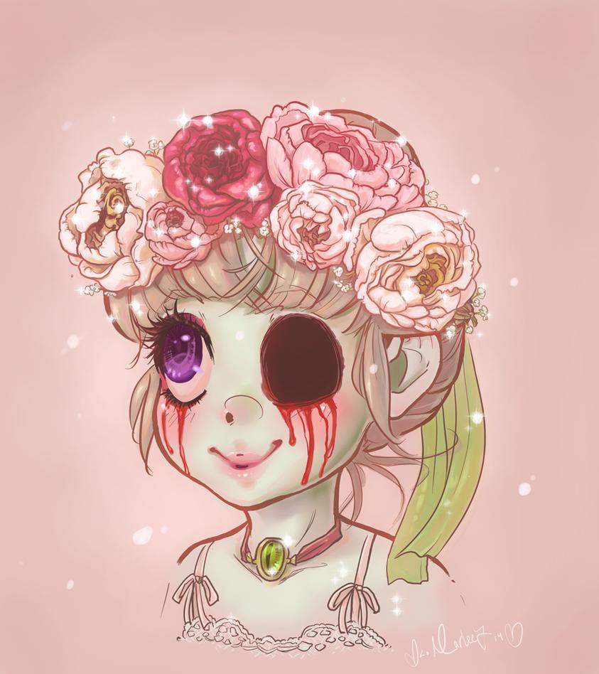 Flower Kurown by Kikane
