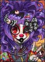 Clownin' Around by Kikane