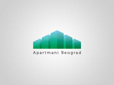 Logo Dizajn Apartmani Beograd by TotalDizajn