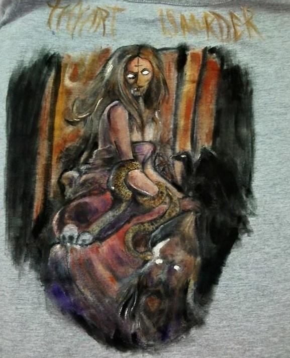 Thy Art is murder by fanan-nusayr