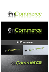 oncommerce logo contest
