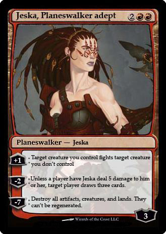 how to add loyalty counters to planeswalkers
