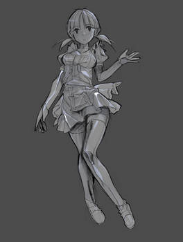 Maid - wip