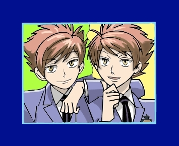 Hikaru And Kouru by dreamiscool