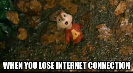 Internet connection by DangsterChipmunk