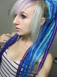 Blue Dreads