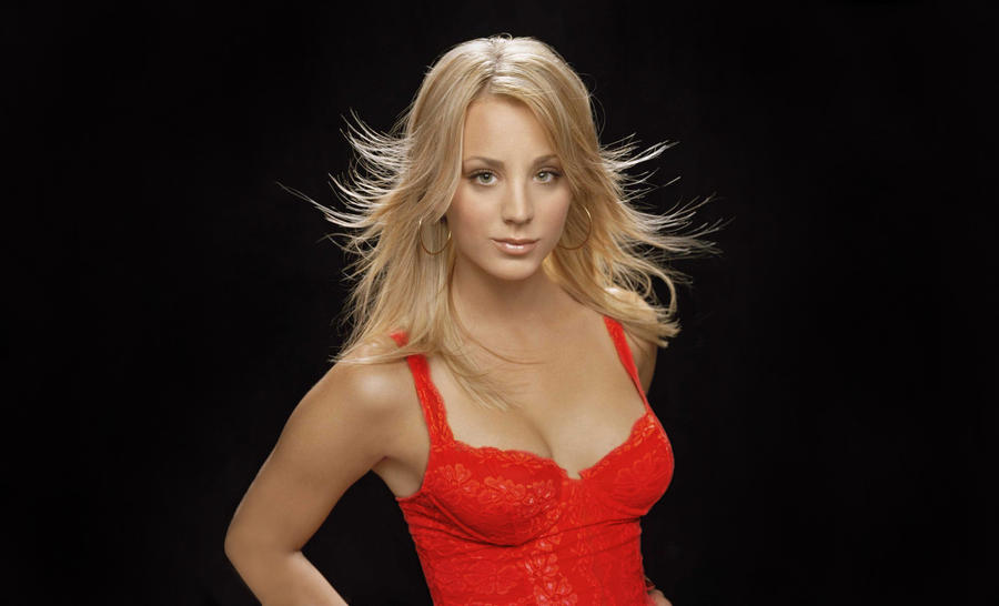 Kaley Cuoco by tom3k21