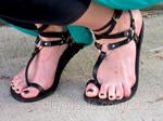 Renee's toes interruptus