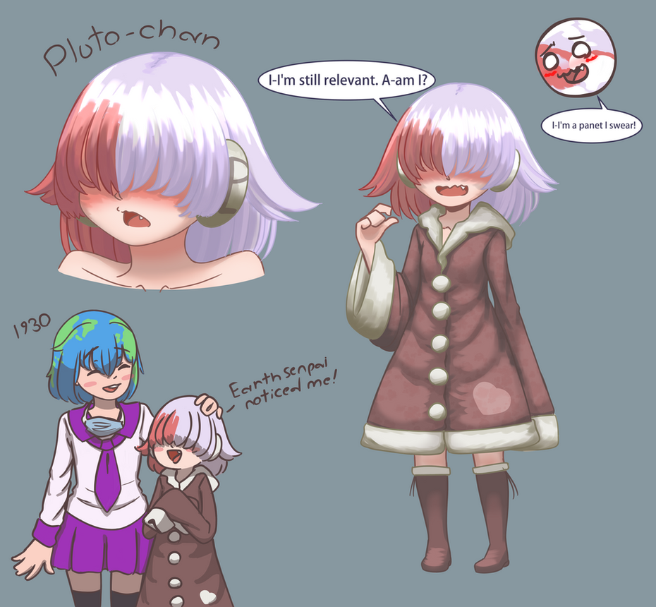 pluto planet or not with Pluto Chan Earth Chan Meme Thing 721763090 on San Francisco So Far Cinco De Mayo Feliz PDUlfe Clipart additionally Cutie Mark Pluto 263842290 in addition News 082514a New Horizons Neptune Voyager together with File Nirvana  e As You Are also Harrys New Space Themed Bedroom.