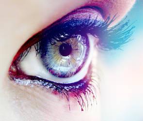 my eye..