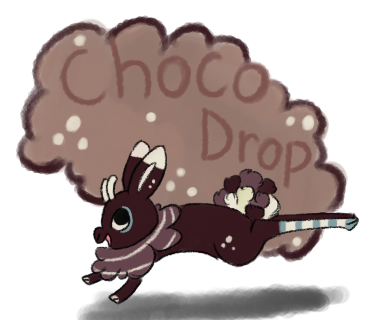Choco drop by osterfire