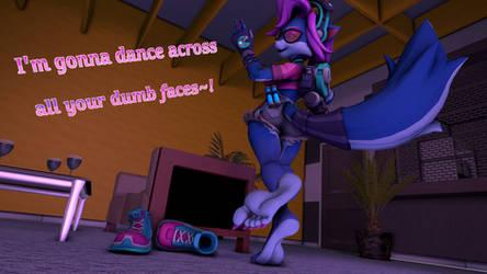 Dancing~! by Jade4Ink