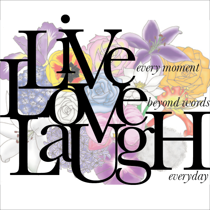 Live Love Laugh Quotes Stunning Live Love Laughgkwok On Deviantart