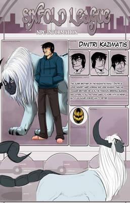 6XL: Dmitri Kazimatis